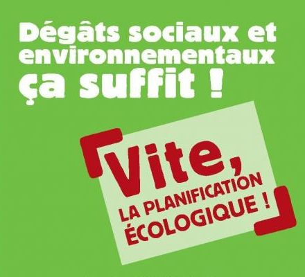 planification ecologique