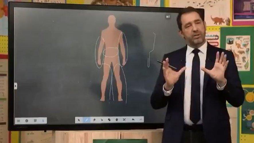 castaner école